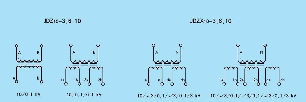 Voltage Transformer Vt 10kv Jdz10-10b - Buy Voltage Transformer Vt 10kv  Jdz10-10b Product on Alibaba com