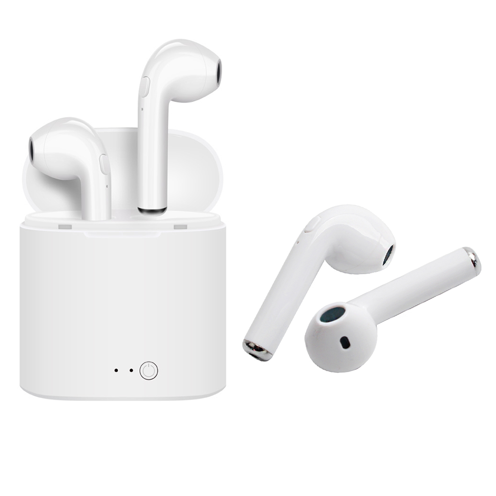 d8a8874be1b Mini Sport HBQ TWS I7 Wireless Earphones I7S TWS Earbuds with Charging Box  In Ear Used Mobile Phone, View Headset, OEM Product Details from Shenzhen  ...