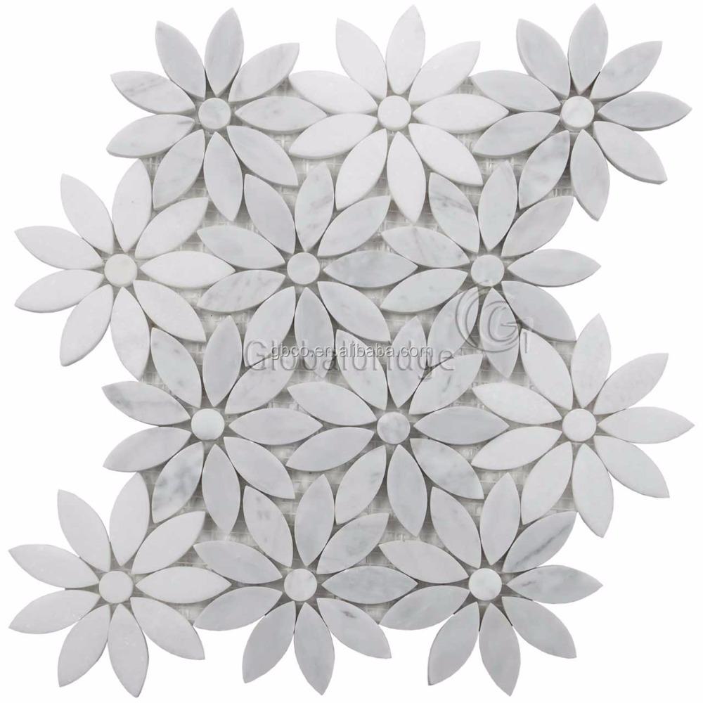 Flower Mosaic Tile Supplieranufacturers At Alibaba