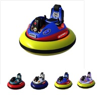 Wholesale Amusement Theme Water Park Playgrounds Kid Ride Bumper Car Spaceship Kids Park family Bumper Cars Rides