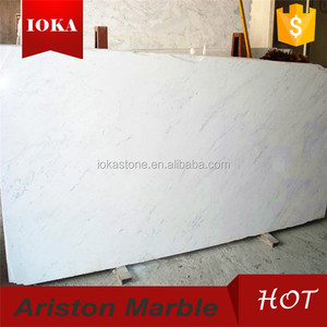 hot selling Aristone white marble on sale