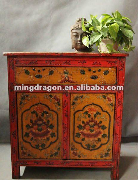 tib tain reproduction meubles peint la main meubles en bois id de produit 452993915 french. Black Bedroom Furniture Sets. Home Design Ideas