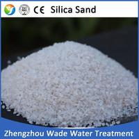 Abrasive material black silica sand for sandblasting