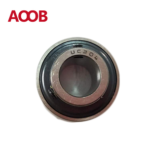 Hot Sales And Good Quality TR UC204 Pillow Block Ball Bearing TR UC204 With Size 20*47*31mm