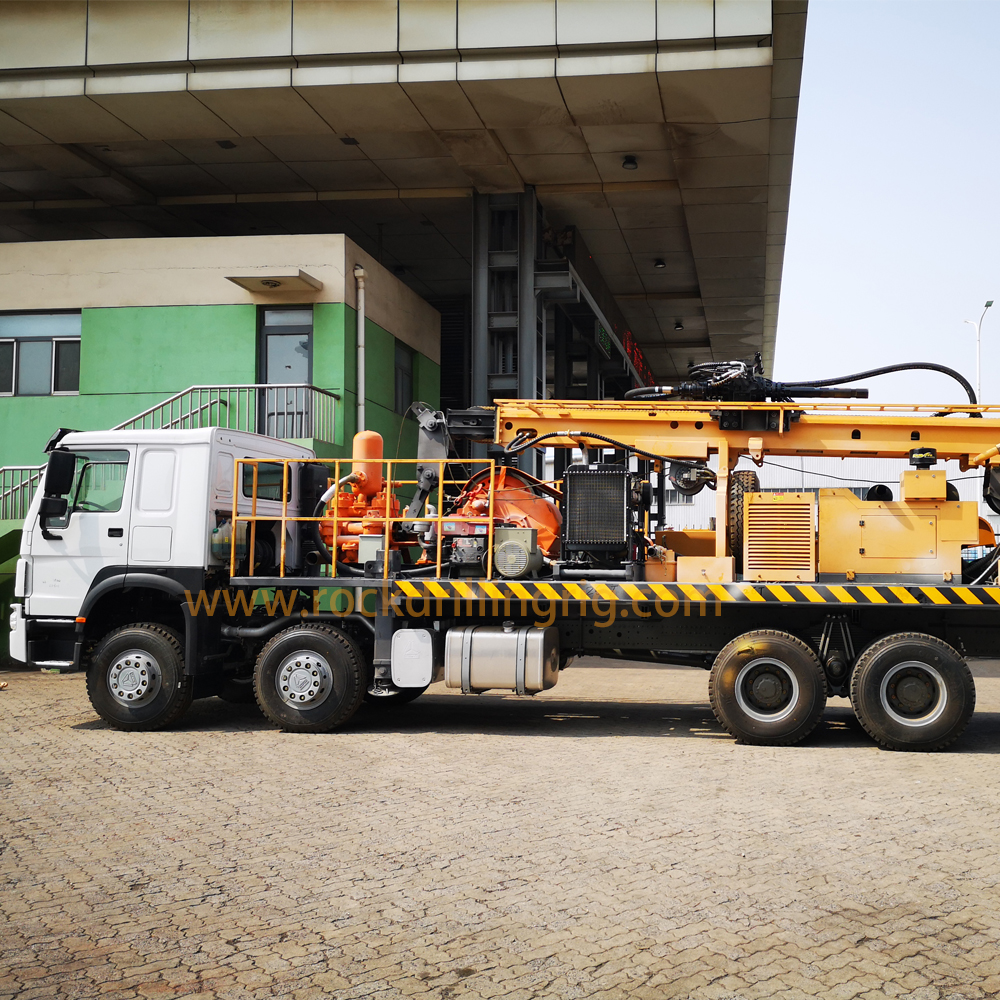 High quality pakistan handheld borehole bore hole machine for drilling