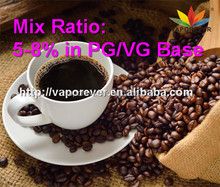 vaporever hot sale coffee flavor concentrated/essence/food addctive/