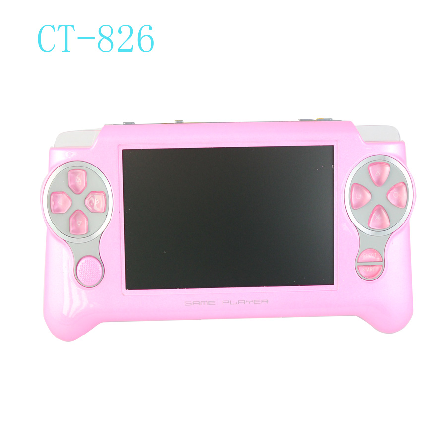 Portable Handheld Game Console With mini 5-Pin USB port and Back Camera