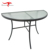 New Style Garden Furniture Outdoor Glass Top Coffee Table