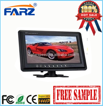 AHD 9 Inch Car Rearview Monitor