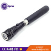 Timely service magnetic flash light 3 LEDs aluminum flexible torch body
