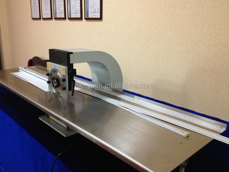aluminium leiterplatten panel schneidemaschine v schneiden pcb separator pcb nutzentrenner. Black Bedroom Furniture Sets. Home Design Ideas