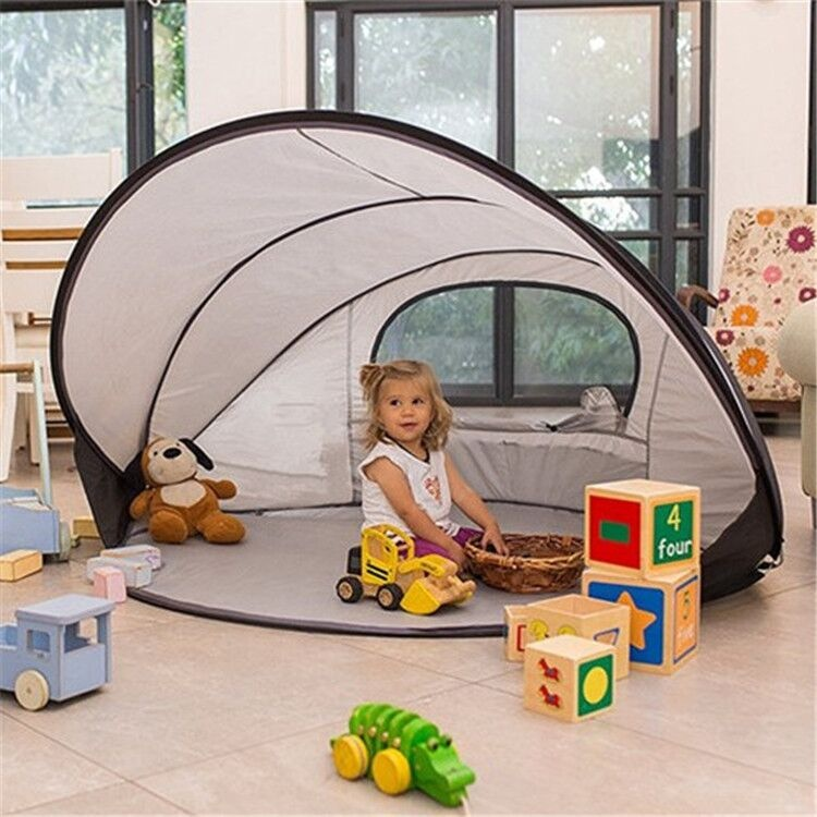 Aioiai Pop Up Beach Tent Sun Shade Shelter Protection Tent