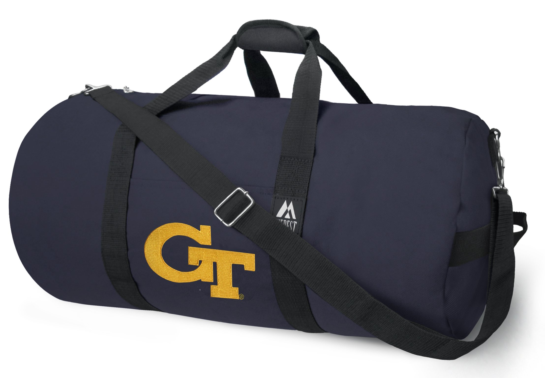 OFFICIAL Georgia Tech Duffle Bag or GT Yellow Jackets Gym Bags Suitcases