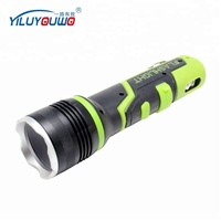 High Power Self Defense Professional Manufactured Multi-Tools Led Focus Light rechargeable led torch