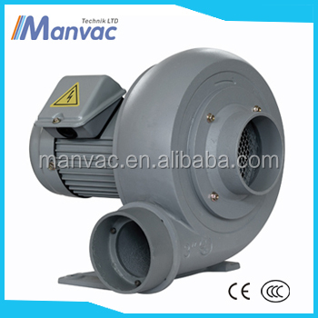TB series Aluminum high quality large flow high pressure exhaust fans specification