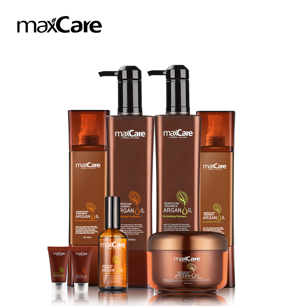 Groothandel Private Label arganolie Maxcare Shampoo set
