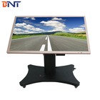 BNT horizontal design mobile tv mount with wired switch 90 degree overturn angle BNT-690