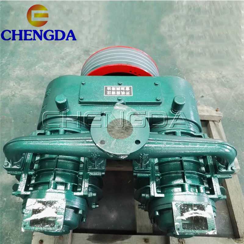 Bohai 12cbm/min air compressor