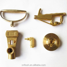Brass hot forging CNC machining parts