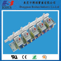 Electric Water Pinch Valve 24v Dc For Medical And Irrigation ...