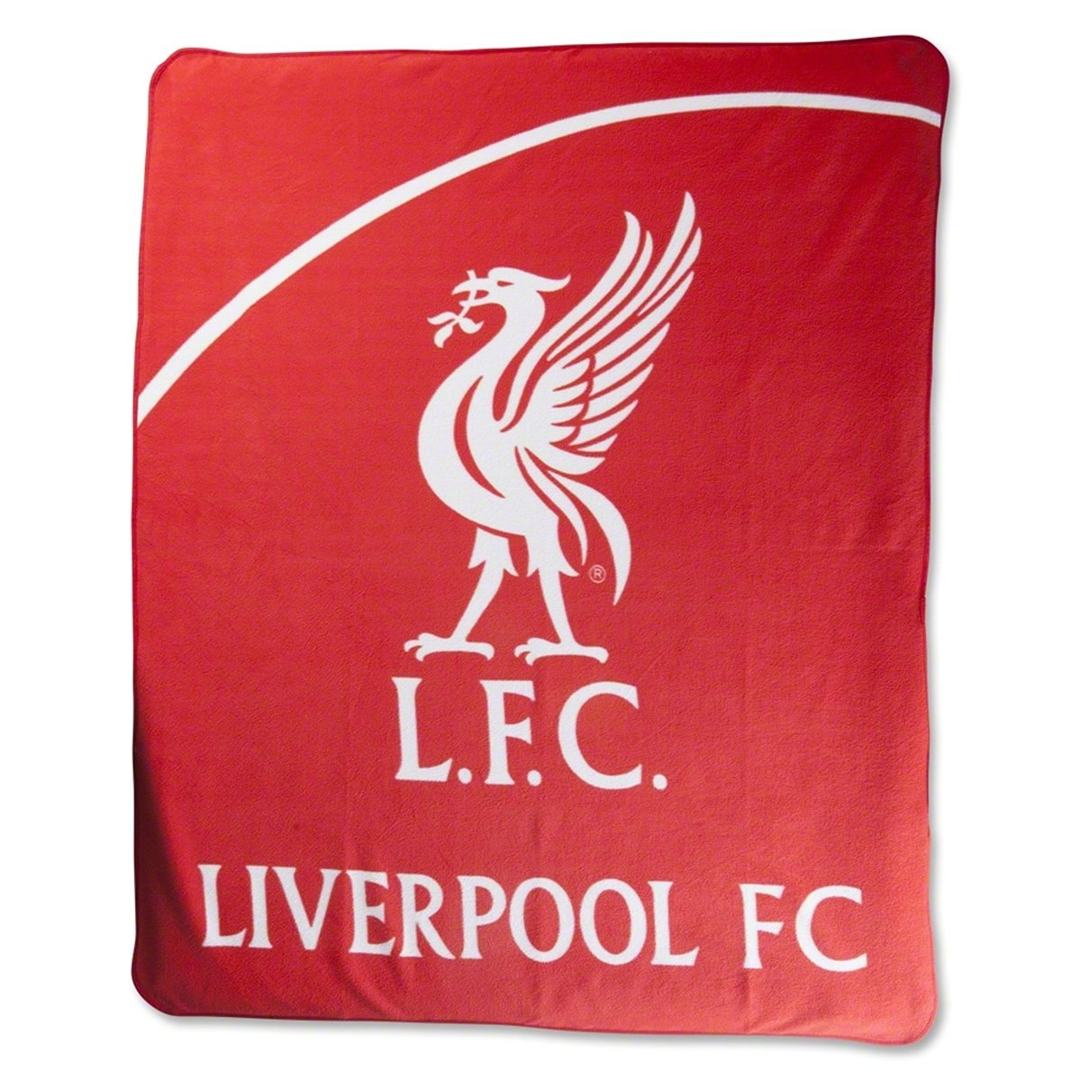 Liverpool FC - Official Crest Blanket BL