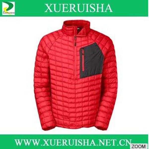 mens newest design winter down jacket in nylon