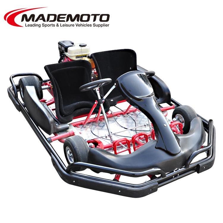 Racing Mini Go Kart 10 Inch Adjustable Alumininum Go Kart Pedal Go ...