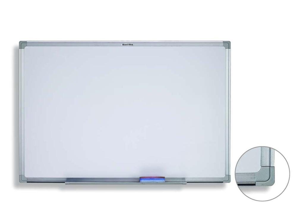 standaard grootte 20mm aluminium frame en 20 mm kunststof hoeken wit ge mailleerde kantoor boord. Black Bedroom Furniture Sets. Home Design Ideas