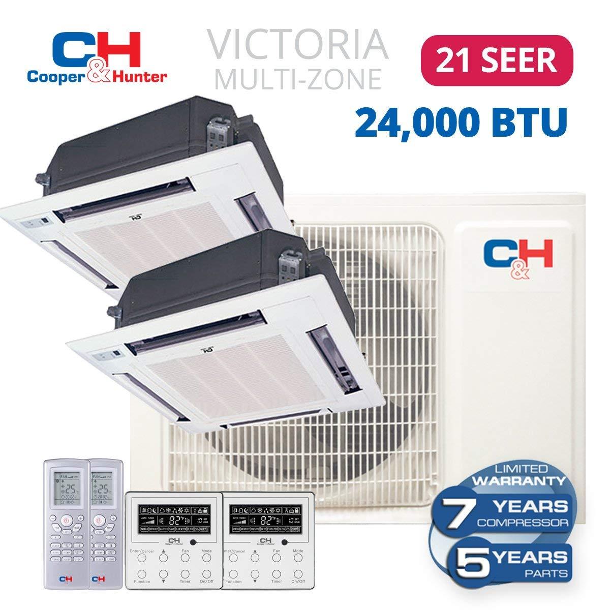 Buy 18000 Btu Multi Zone Ductless Mini Split Air