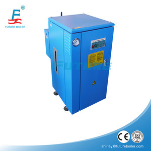 Industrial Powered Electric Steam Generator Plant