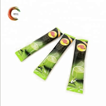 heat sealed bag plastic wrapping film for beverage powder packing