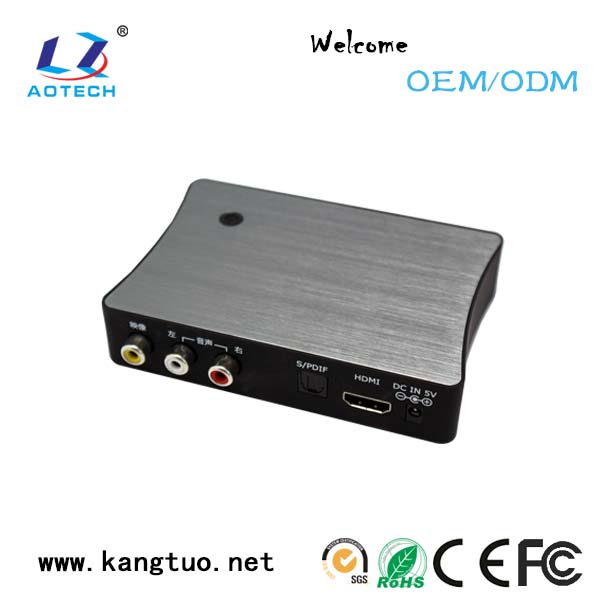 2.5 inch 3d hdd media player