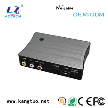 2,5-Zoll-3D-HDD-Media-Player
