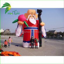 Custom Advertising Interesting Promotion Inflatable Cartoon Chinese Moscot