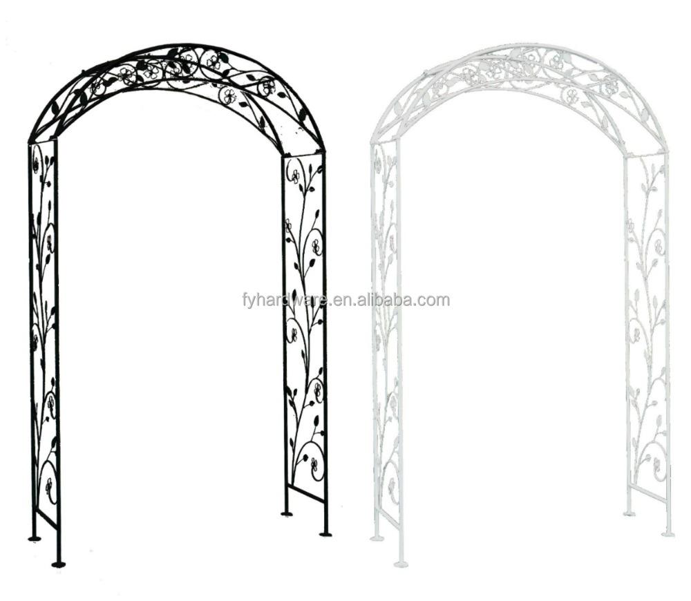 Wire Door Frame And Decorative Garden Arch Trellis - Buy Weddings ...