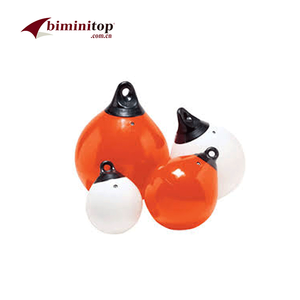 BIMINITOP Marine Grade Inflatable Boat Fender A Series Shield Protection Boat Buoys