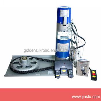 Ac 600kg 1p rolling door motors roller shutter door motors for Roller shutter motor price