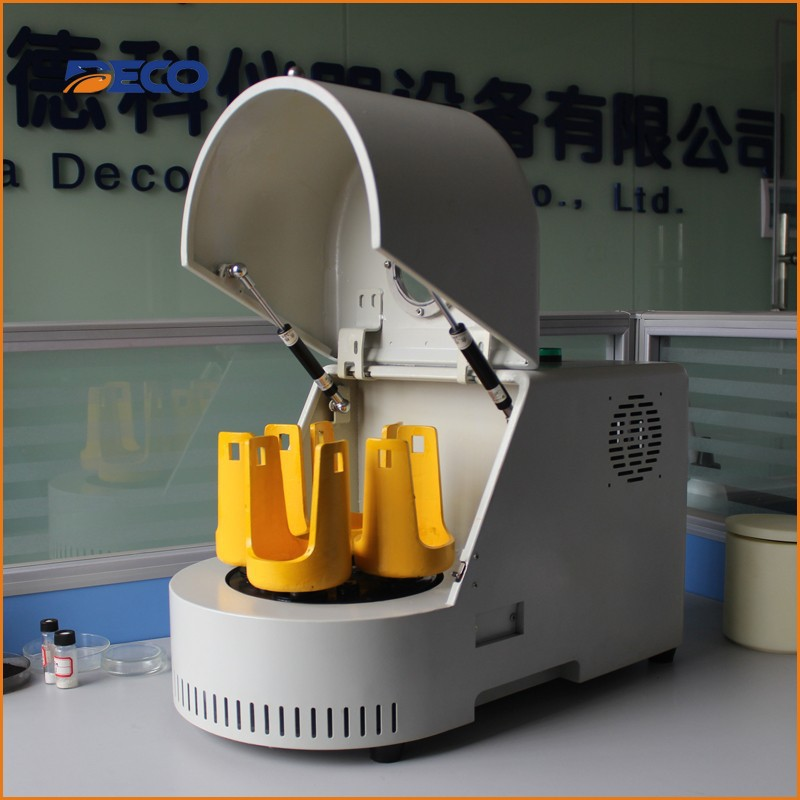 Small Ball Grinder Mill, Laboratory Pulverizer, Portable Mini Planetary Ball Mill Machine