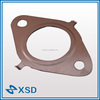 Auto parts exhaust pipe gasket for Mercedes truck