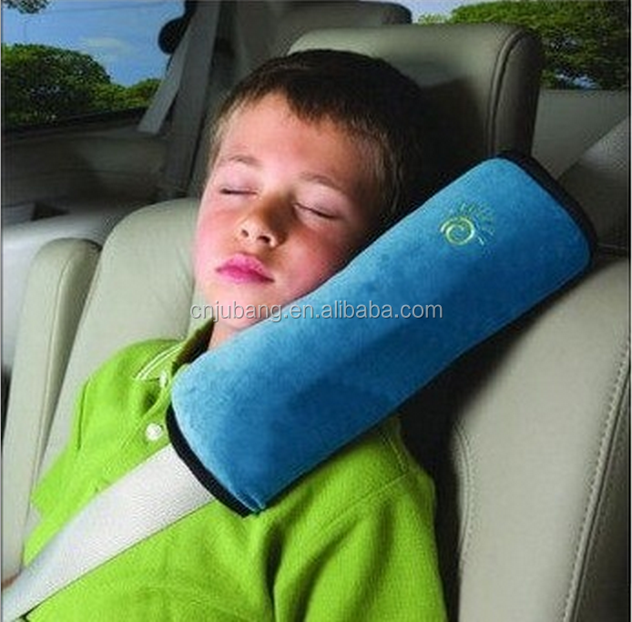 Universal child car cover pillow / baby shoulder safety belts / Kids Seat Belt Pillow