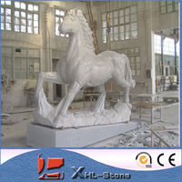 China stone Granite Horse Life Size Statue/Carvings