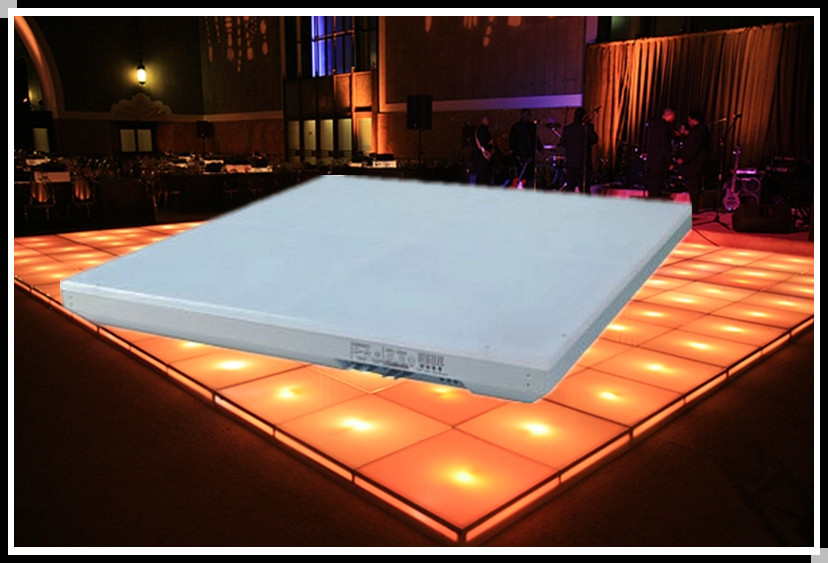 Guangzhou Manufacture Supply Make Led Dance Floor With 30 Channels