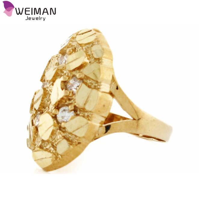 Nug Diamond Gold Finger Ring Rings Design For Women With Price