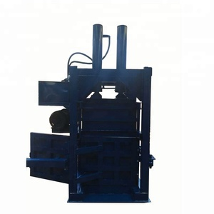 LH Scrap Paper/Carton/Cardboard Recycling Industrial Automatic Baler Machine