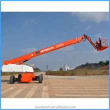 Building cleaning equipment mobile hydraulic lift table