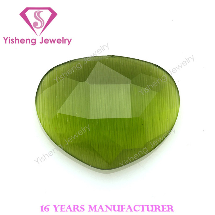 Heart Shape Faceted Ethiopian Welo Opal Rough Price Wholesale
