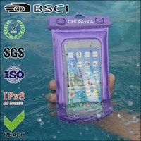 Factory Price Universal 100% Swimming Cellphone Waterproof Case Bags