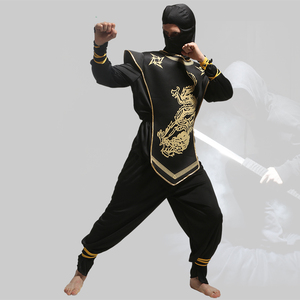 Halloween Costumes Naruto Costume Adult Male Full Set Of Stealth Samurai Clothes Toyo Assassin Cosplay Costume