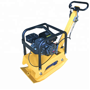 Small Road Machine Vibration Plate Compactor