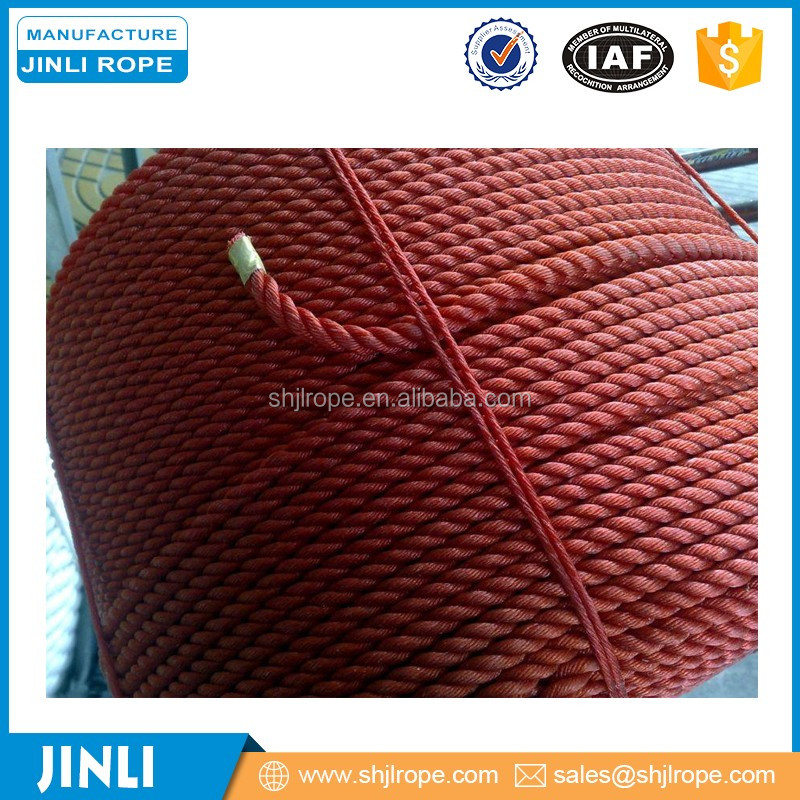 jinli Rope) Nylon Braided Dock Line Anchor Line Rope For Boat And ...